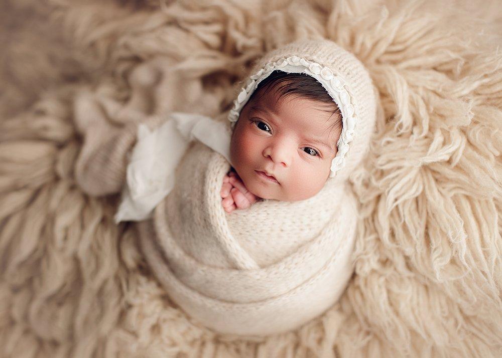 newborn photography langley